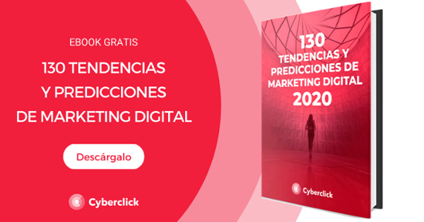 Ebook: 130 digital marketing trends and predictions 2020