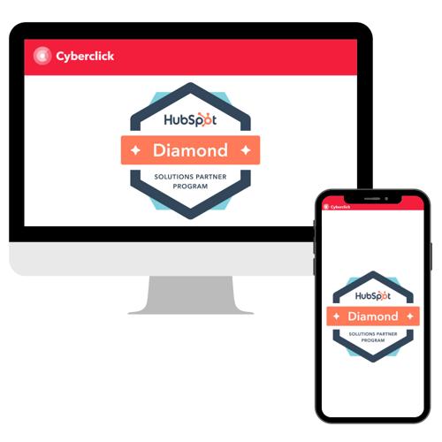 Home - Diamond Partners Hubspot Cyberclick 1000px