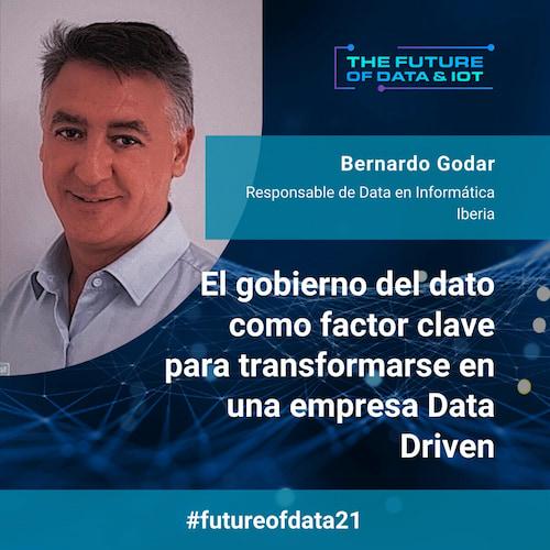 Bernardo Godar Future of data