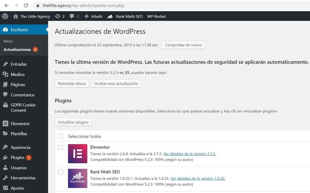 Que es un content manager Funciones y por que necesitas uno - WordPress
