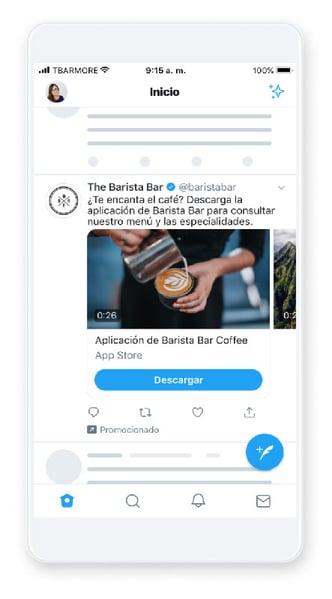 Novedades de Twitter para 2021 - Anuncios-carrusel-Twitter