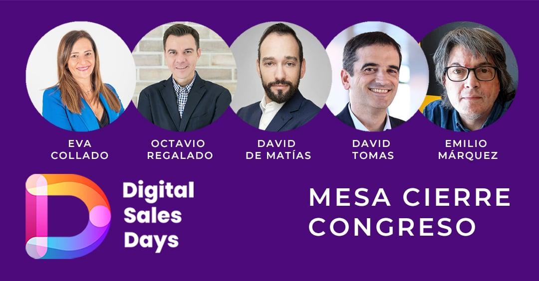 Congreso online de Digital Sales Days 2021