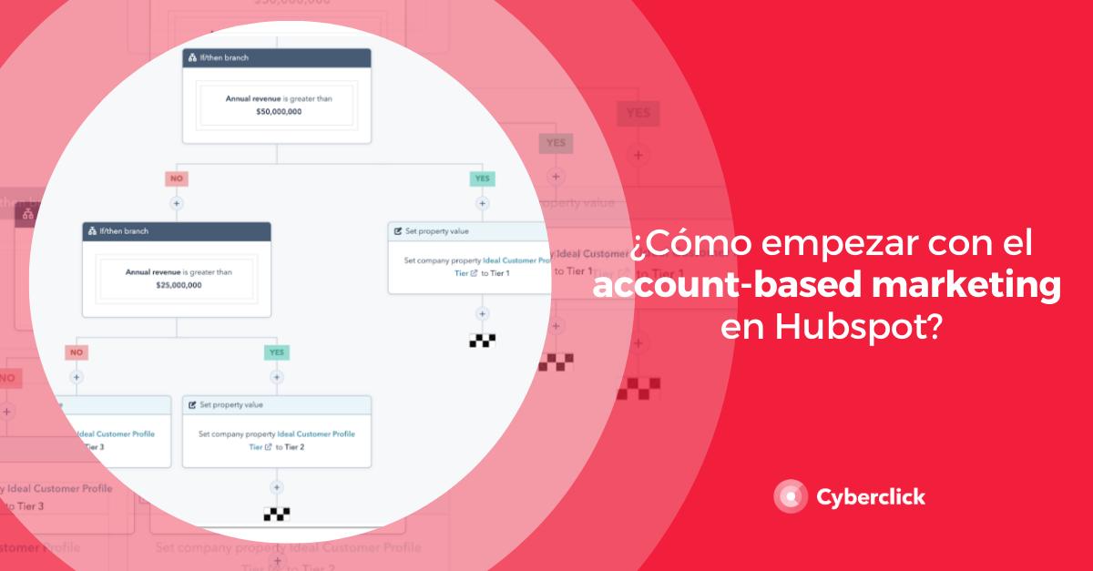 Como empezar con el accountbased marketing en Hubspot