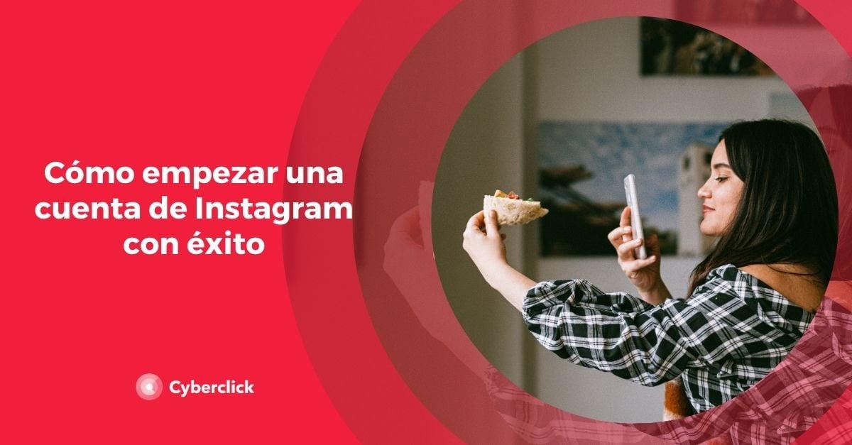 Como empezar una cuenta de Instagram con exito