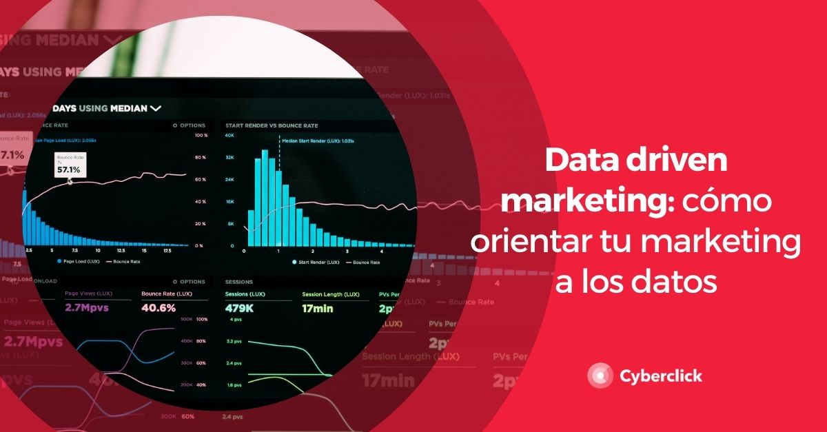 Data driven marketing como orientar tu marketing a los datos