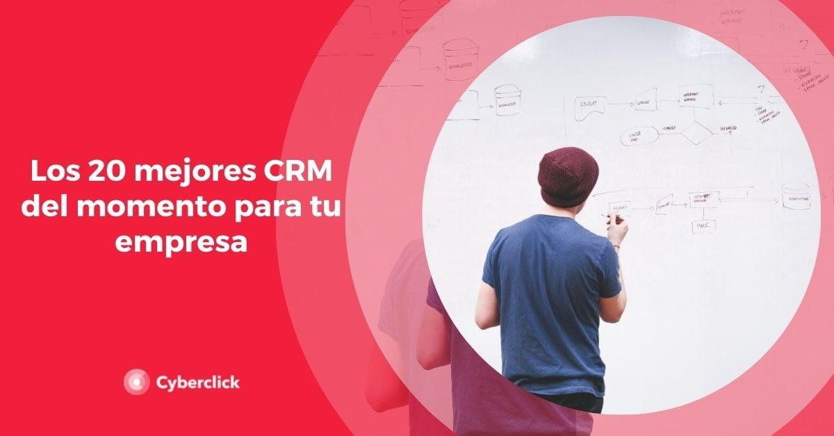 Los mejores CRM del momento para tu empresa