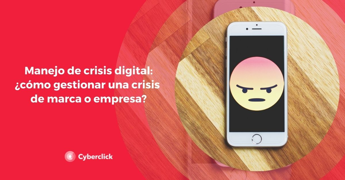 Manejo de crisis digital como gestionar una crisis de marca o empresa