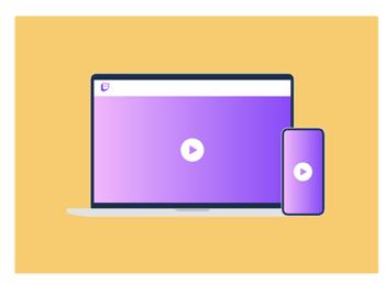 Marketing Twitch - Cross Screen Video