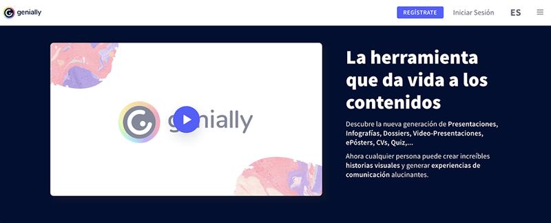 Marketing de contenidos las mejores herramientas para crear infografias - Genially