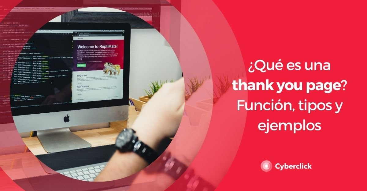 Que es una thank you page funcion tipos y ejemplos