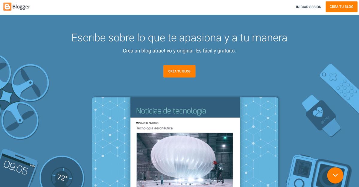 Que-es-Blogger-plataforma-de-blog-de-Google