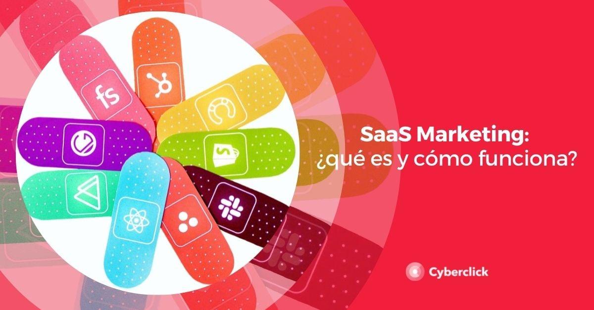 SaaS Marketing que es y como funciona
