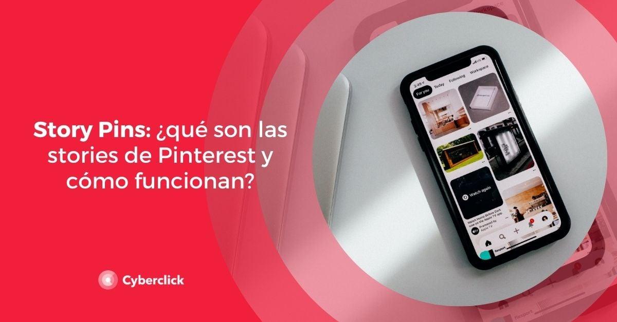 Story Pins que son las stories de Pinterest y como funcionan