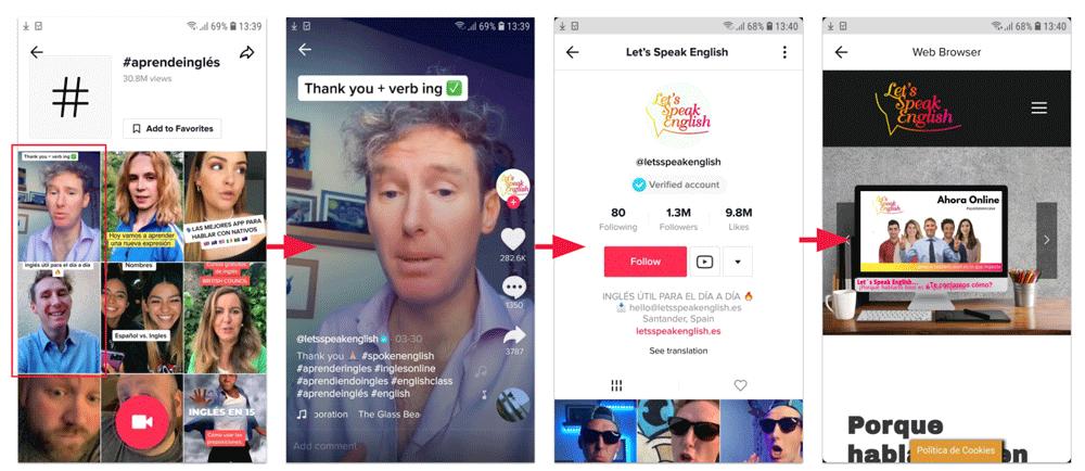 ideas de contenido para conseguir mas seguidores en TikTok