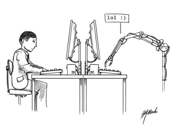 Que son los chatbots La nueva gran apuesta de Facebook - Test de Turing