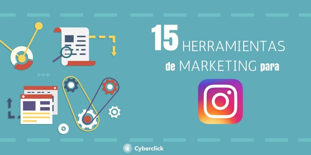 15 herramientas de marketing para instagram
