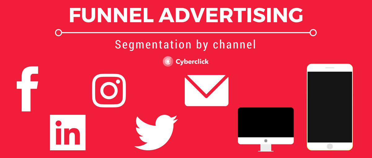 FUNNEL ADVERTISING - Segmentation by channel