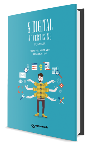 8 digital advertising formats that you must not lose sight of