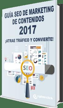 Guía SEO de Marketing de Contenidos 2017