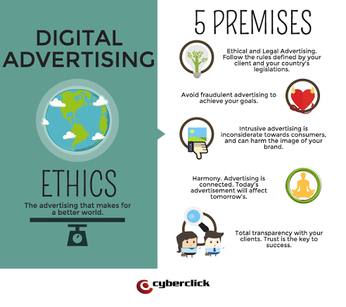 5 Premises of Digital Advertising Ethics