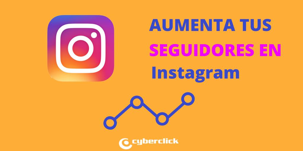 6 consejos para aumentar tus seguidores en Instagram