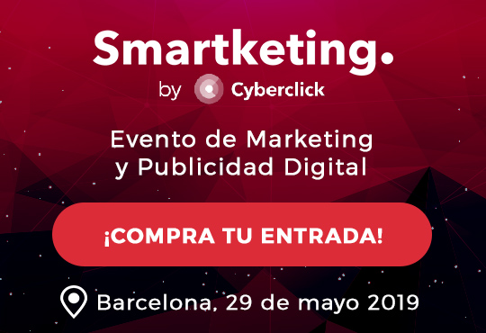 Ven al evento de Smartketing, ¡compra tu entrada ya!