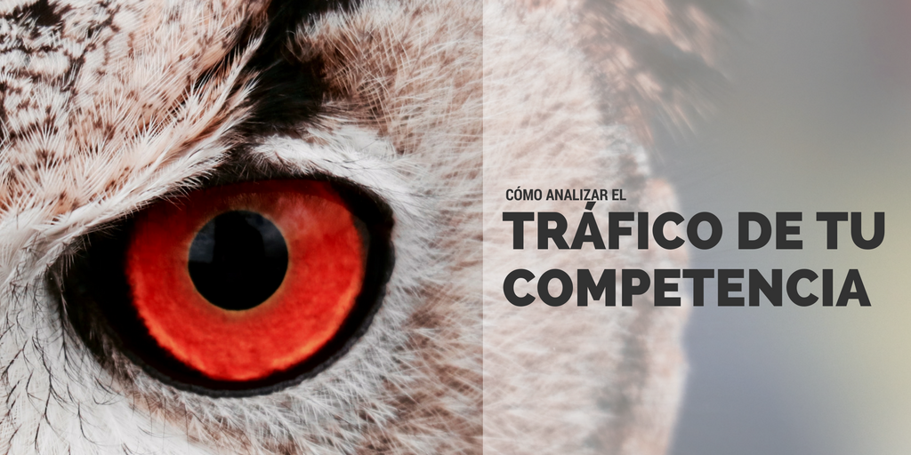 Coomo analizar el traafico de tu competencia en 2017