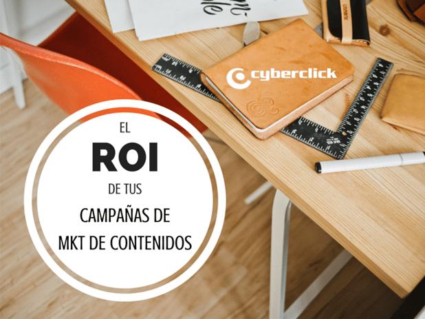 Como determinar el ROI de tus campanas de marketing de contenidos