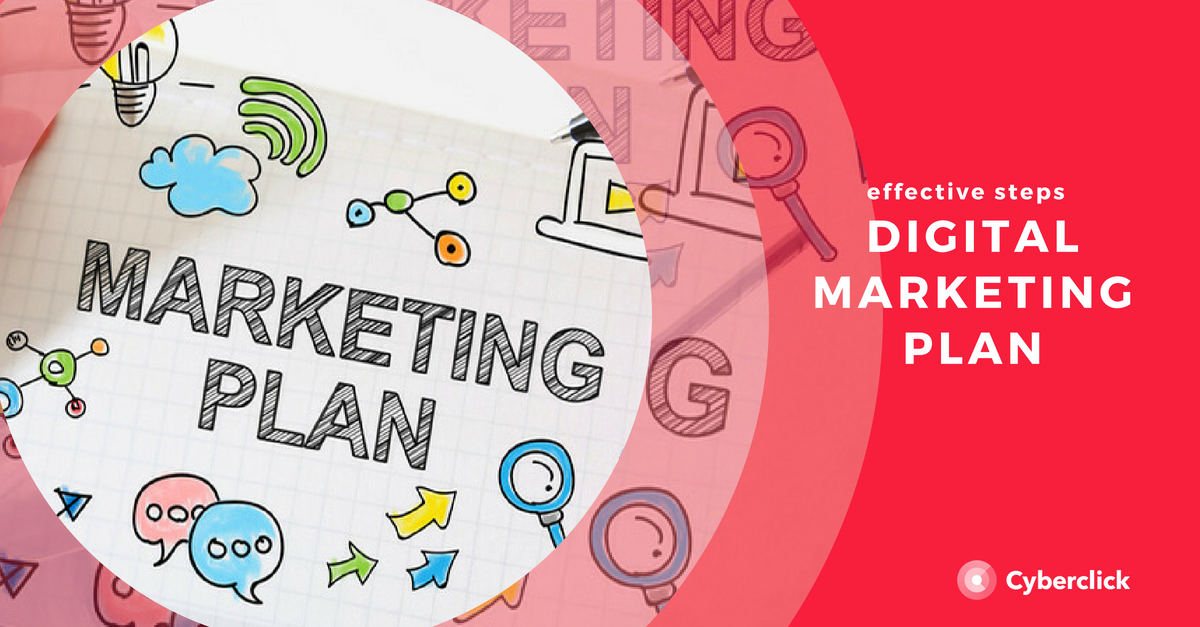 Copia de Cómo hacer un plan de marketing digital efectivo - infografia