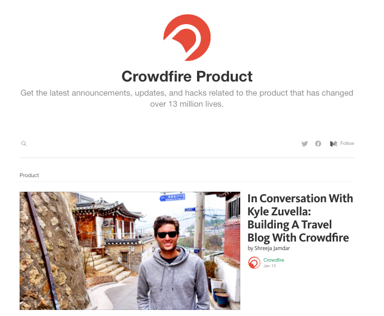Crowdfire herramientas marketing instagram