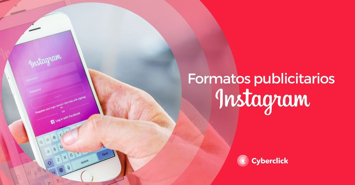 Cuales son los formatos publicitarios de Instagram