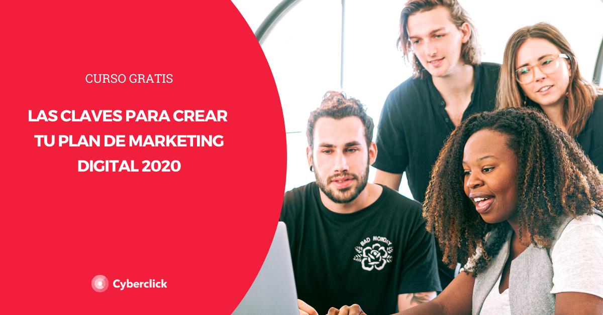 Curso - Plan de Marketing Digital 2020 4