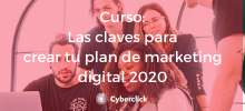 Curso plan de marketing 2020