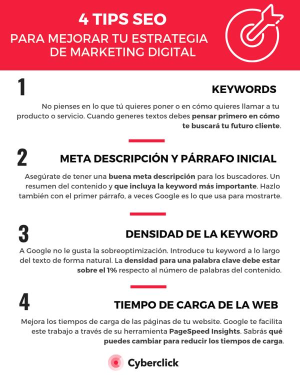 10 estrategias de marketing para vender producto