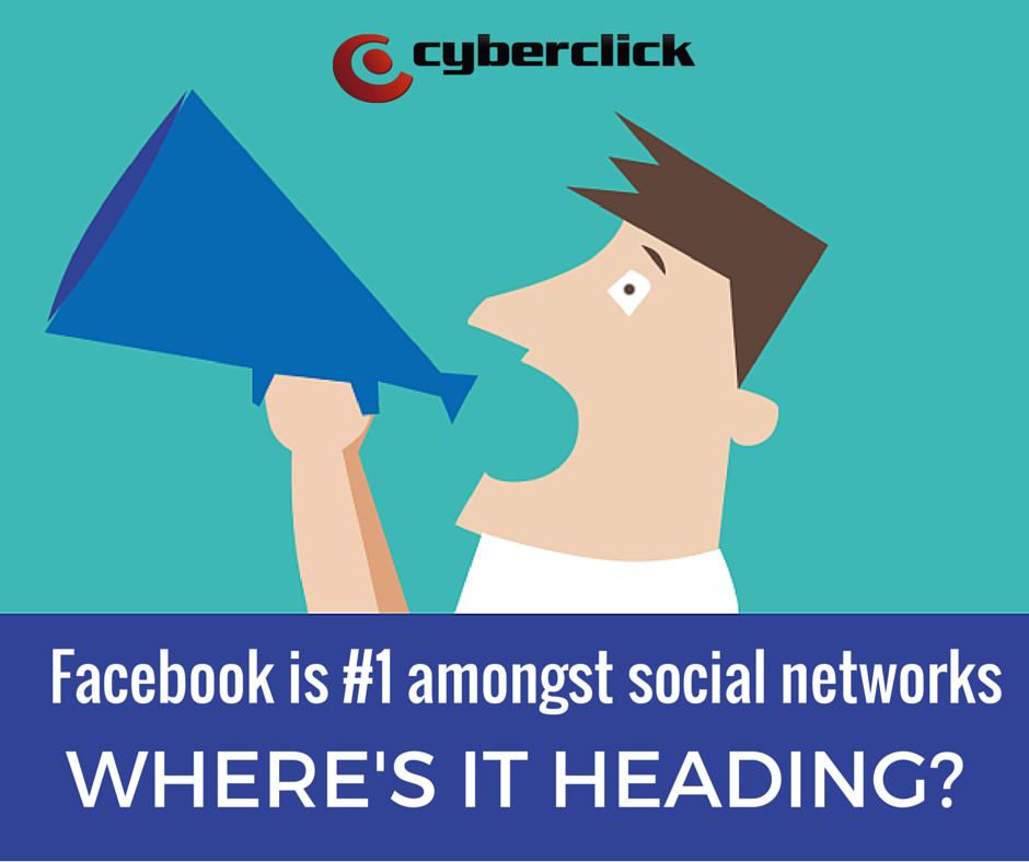 Facebook is number 1 amongst social networks