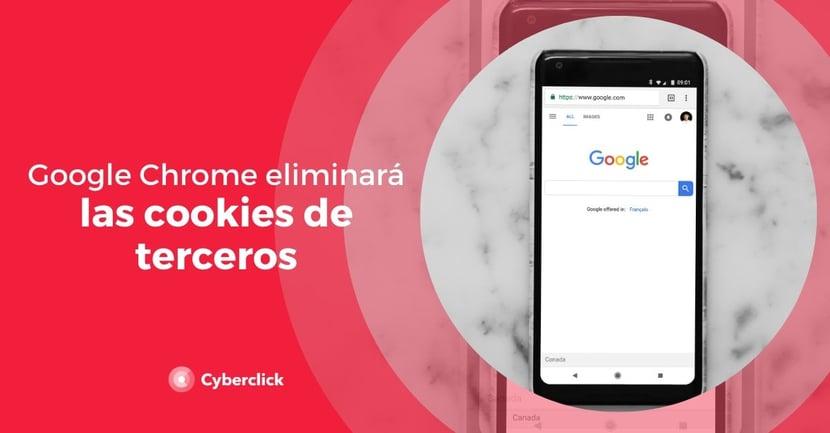 Google Chrome eliminará las cookies de terceros en 2 años (1)