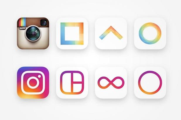 Instagram para empresas y los nuevos perfiles corporativos - Cambio logo
