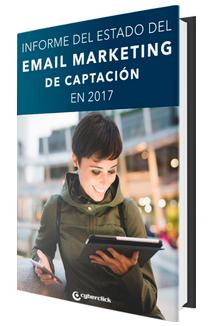 Informe email marketing de captacion 2017