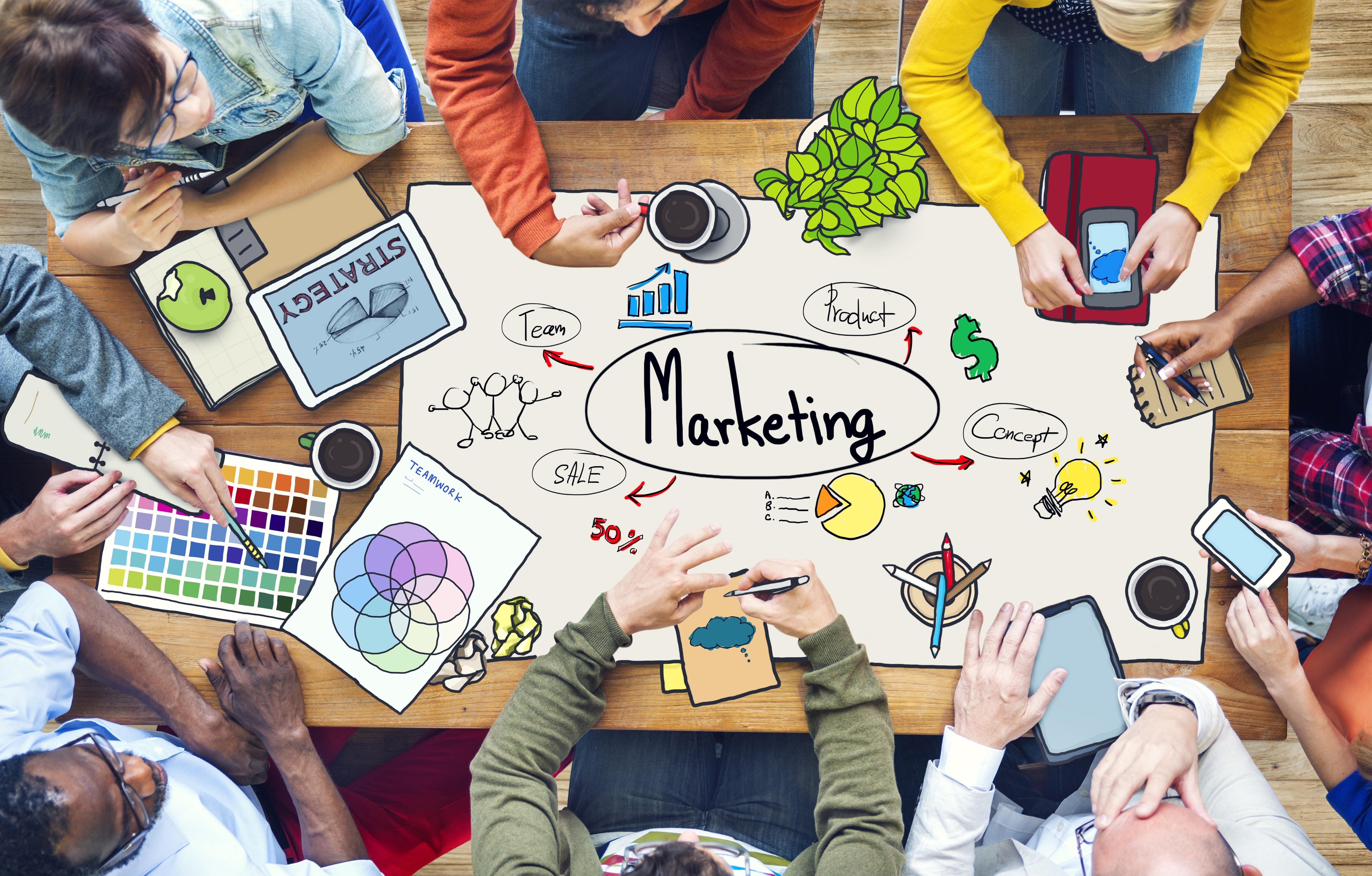 Marketing Digital Marketing Online