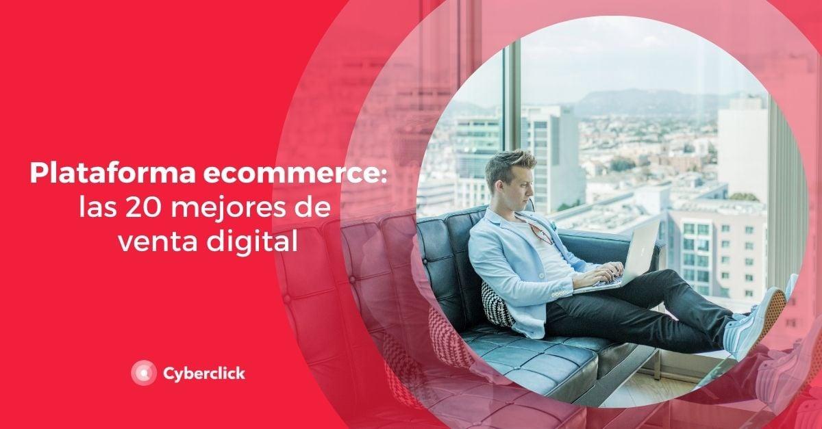 Plataforma ecommerce las mejores de venta digital