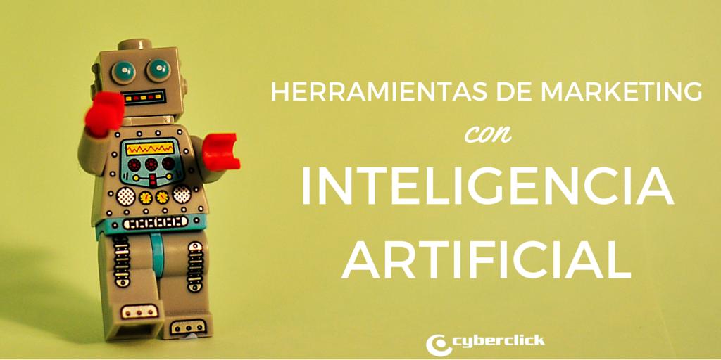 por que dotar de inteligencia artificial las herramientas de marketing