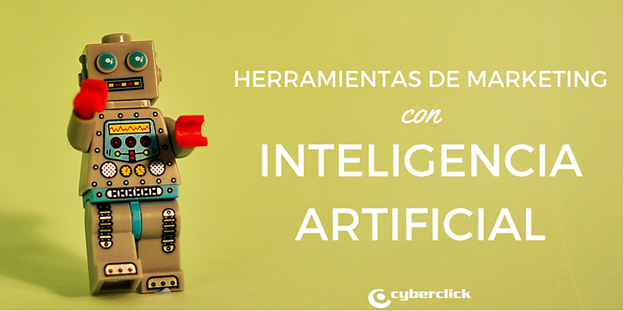 por que dotar de inteligencia artificial las herramientas de marketing