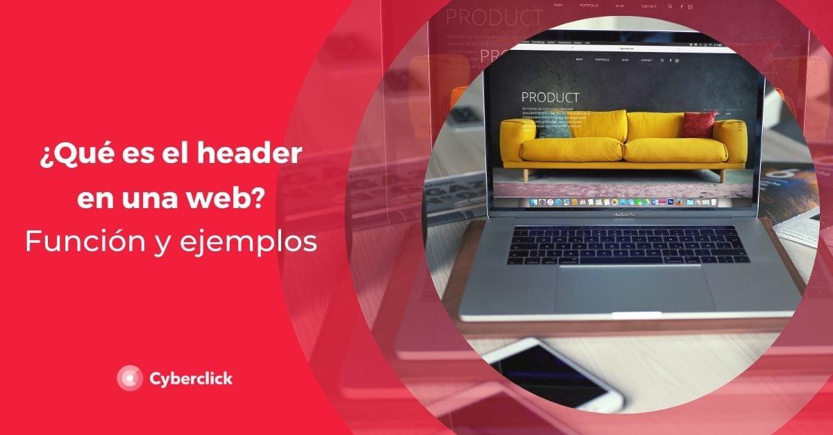 Que es el header en una web Funcion y ejemplos