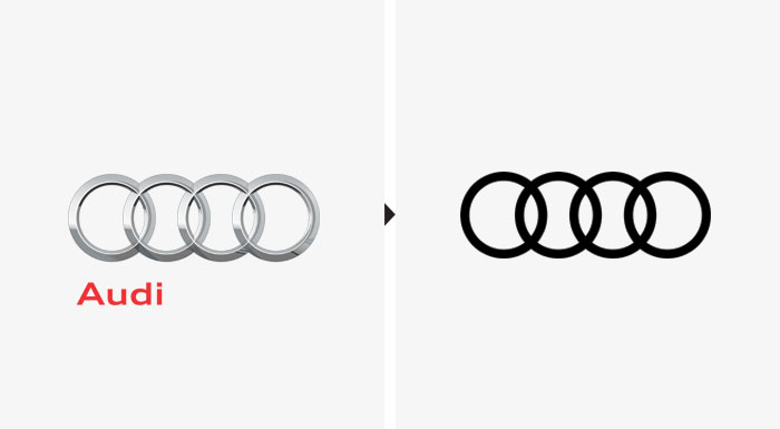 Rebranding-Audi