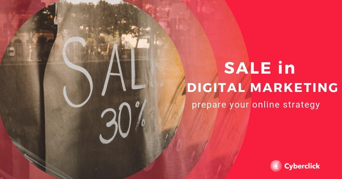 SALE in digital marketing