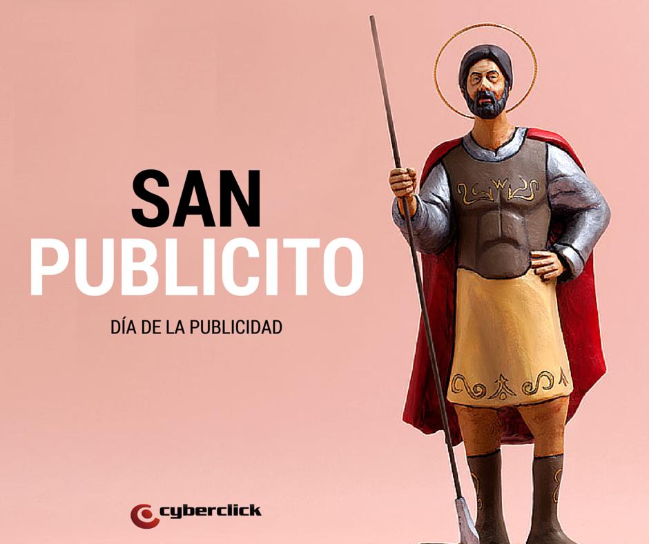 San Publicito Día de la Publicidad