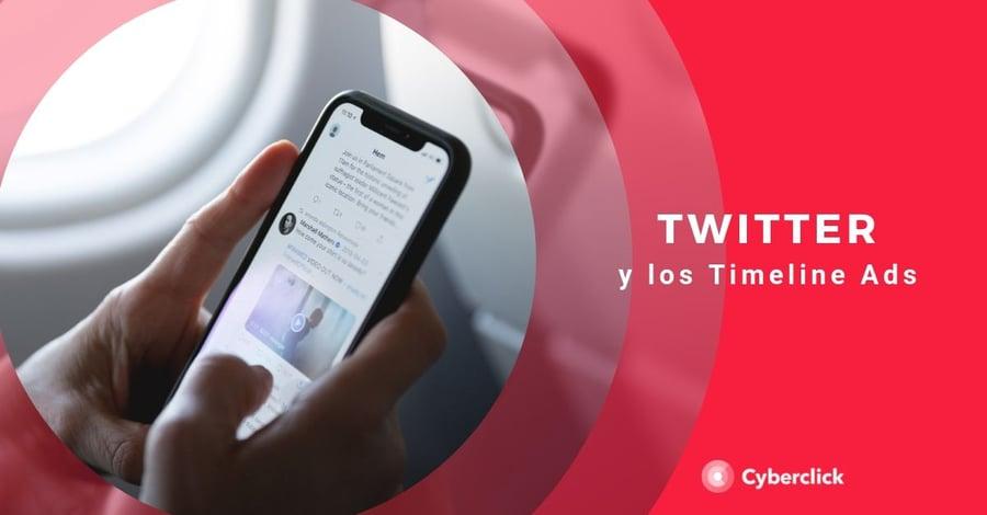 Twitter empieza a probar los Timeline Ads en sitios de publishers
