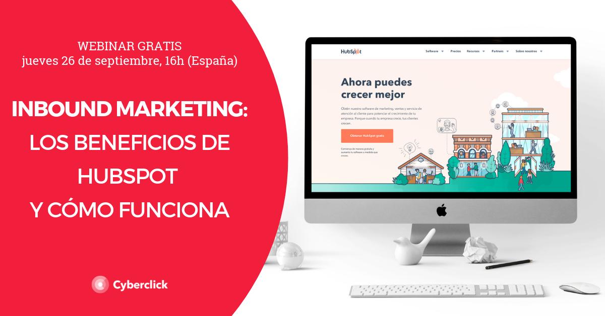 Inbound Marketing + Hubspot3
