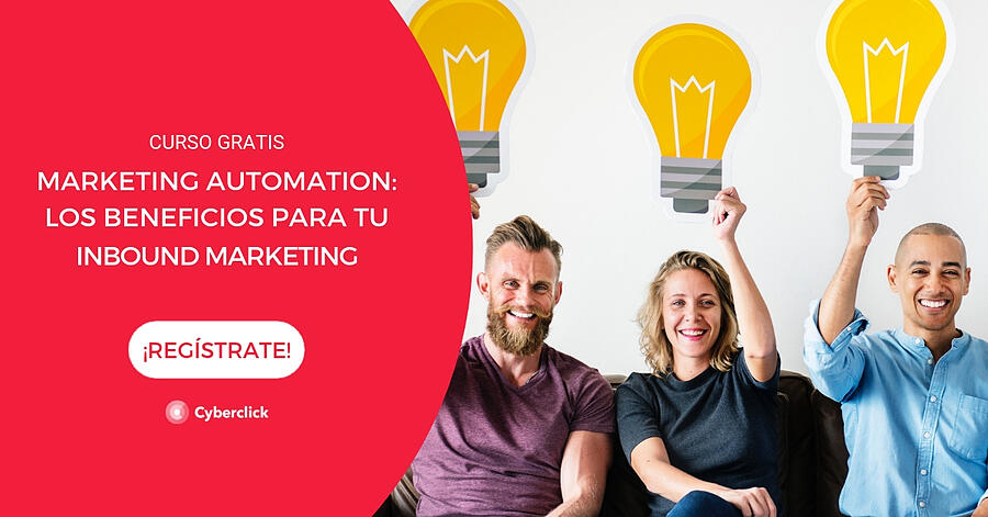 Marketing Automation - Landing curso