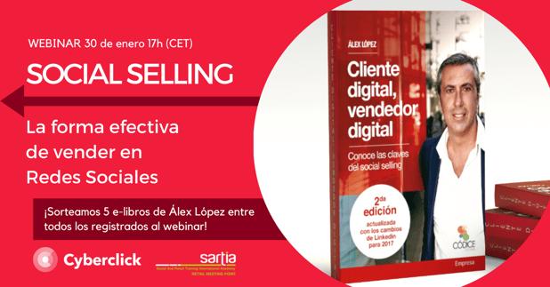 Webinar Social Selling y LinkedIn Ads como vender en redes sociales